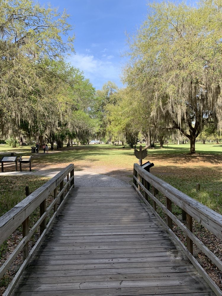 Social Spots from Fort Frederica National Monument