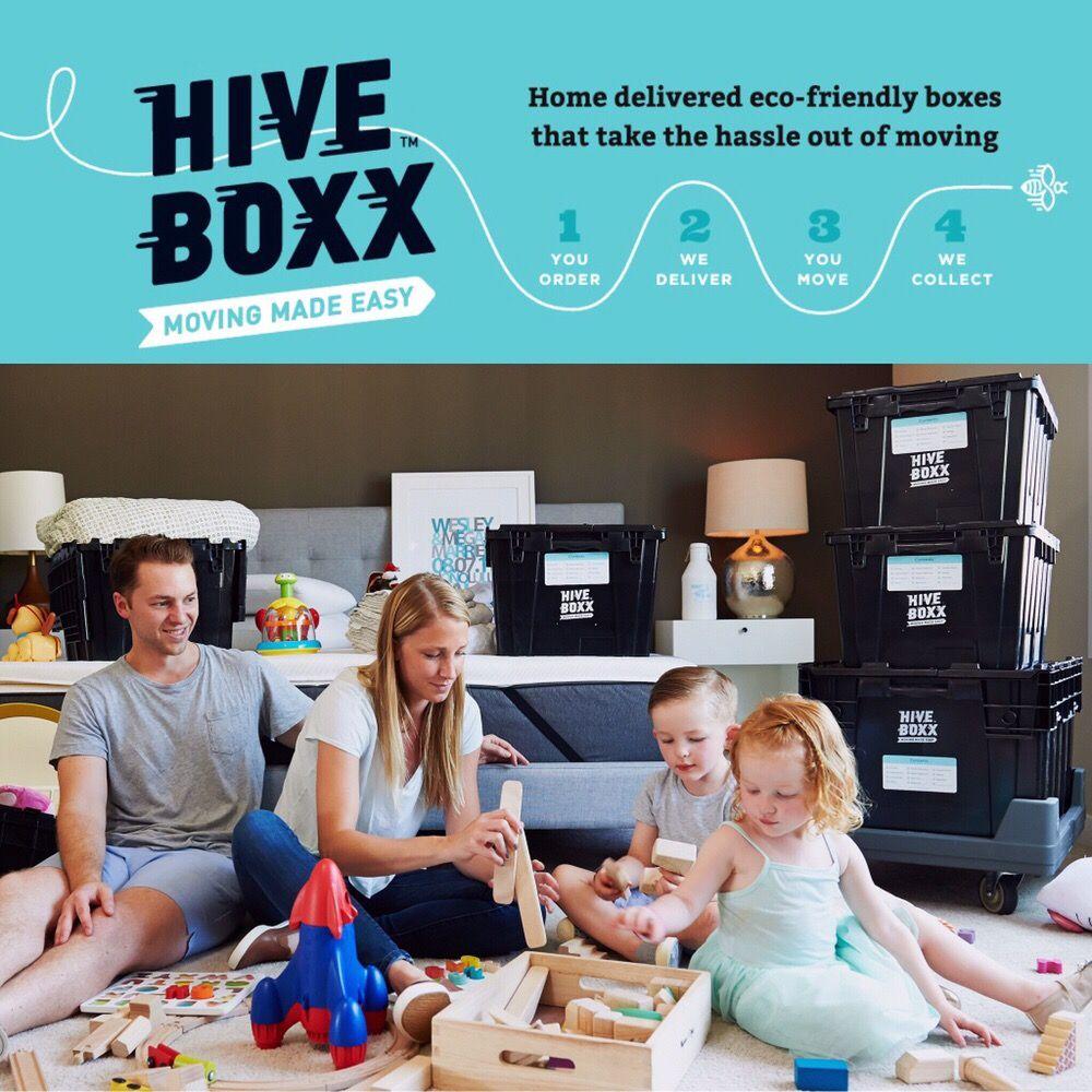 HiveBoxx: 915 S 96th St, Seattle, WA