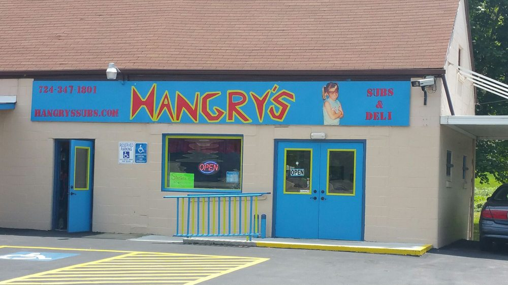 Hangry's: 247 McClure Ave, Sharon, PA