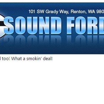 sound ford 69 photos 109 reviews auto repair 101. Black Bedroom Furniture Sets. Home Design Ideas