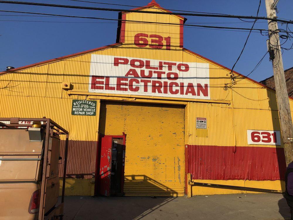 Polito Auto Electrician: 631 Tiffany St, Bronx, NY
