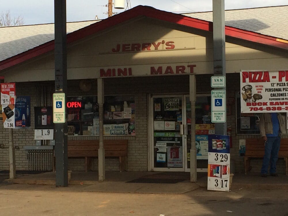 Jerry's Mini Mart & Eateria: 4400 Polkville Rd, Polkville, NC