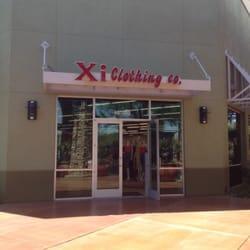 Xi Clothing Store Phoenix Az