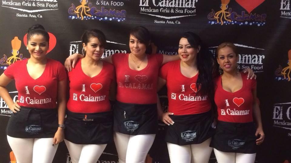 El Calamar Restaurant Santa Ana Ca