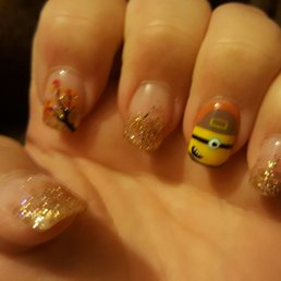 Photos for nail design studio yelp photo of nail design studio vallejo ca united states a different minion prinsesfo Gallery