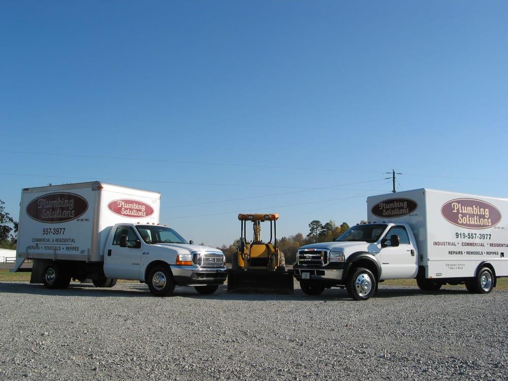 Plumbing Solutions: 3776 US 401 N, Fuquay Varina, NC