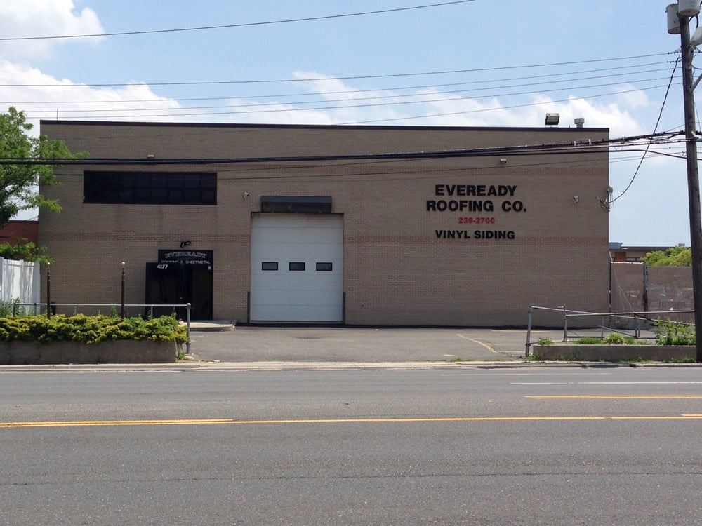 Eveready Roofing Island Park Ny