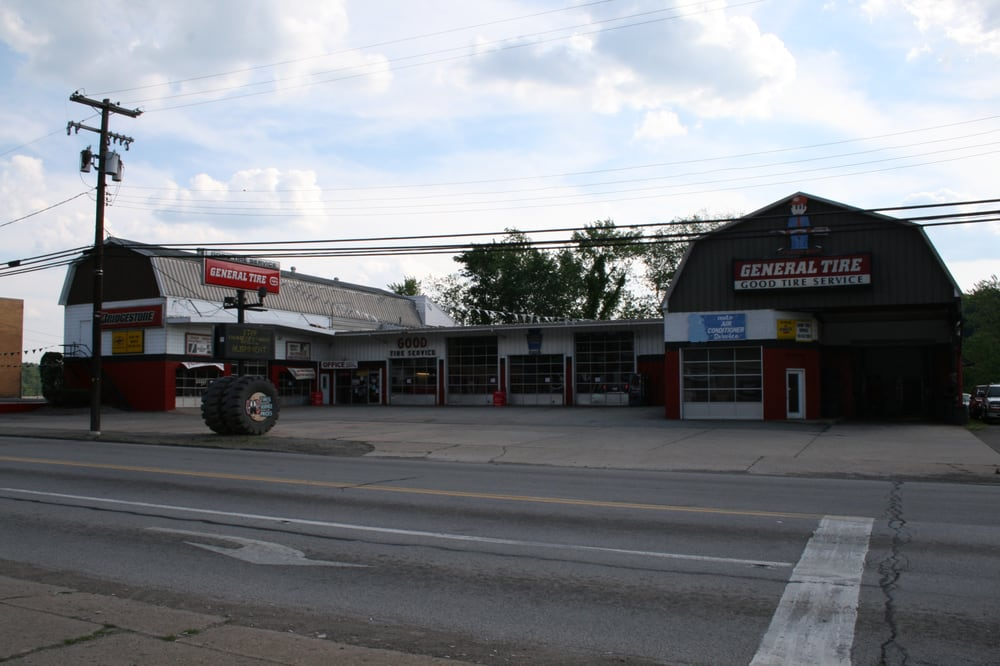 Good Tire Service: 401 S Water St, Kittanning, PA
