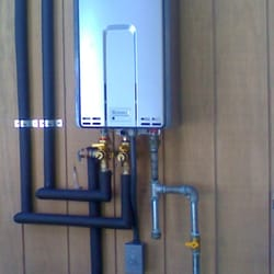 Photo Of Bh Plumbing Remodeling Gainesville Fl United States Tankless Water