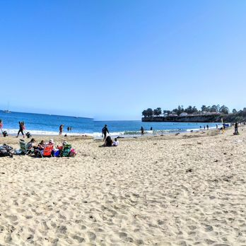 Photo Of Main Beach Cowell Santa Cruz Ca United States