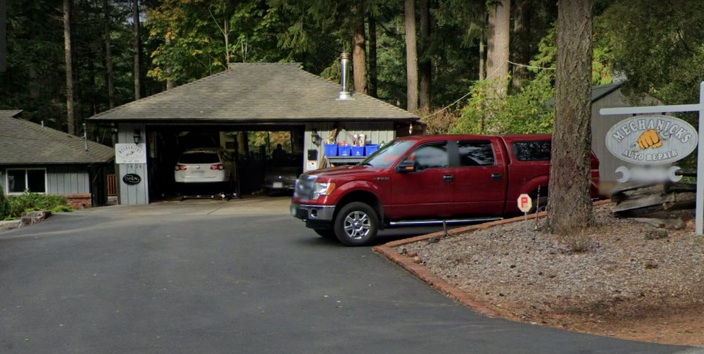 Mechanicks Auto Repair: 1826 Millstream Rd, Langford, BC