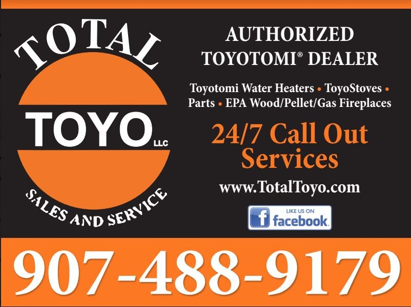 Total Toyo: 1281 Benshoof Dr, North Pole, AK