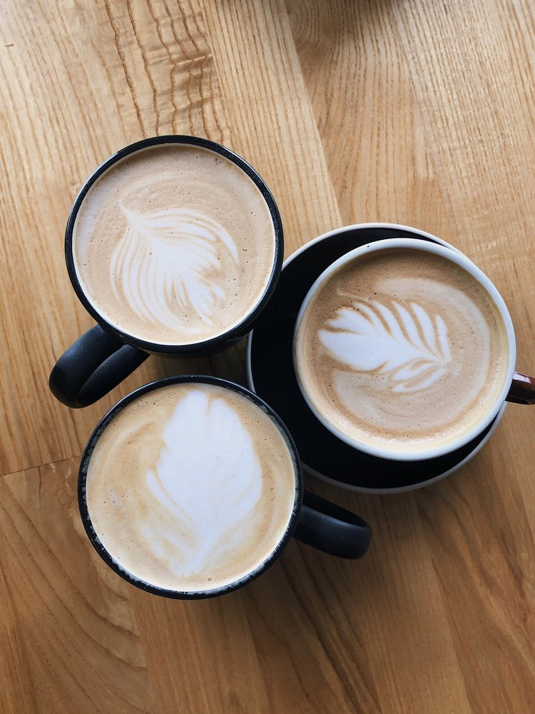 Social Spots from Claddagh Coffee