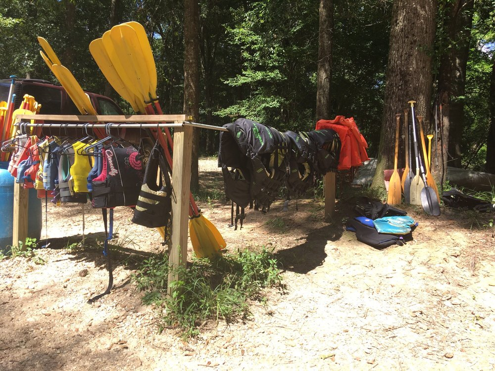 Rocky Bottom Tubing and Canoeing: 17049 State Park Blvd, Franklinton, LA