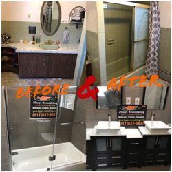 Guys Remodeling Photos Contractors Washington Ave - Bathroom remodel staten island