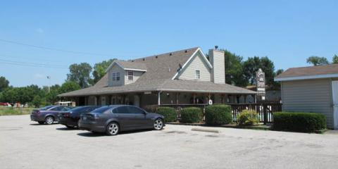 Cahokia RV Parque: 4060 Mississippi Ave, East Saint Louis, IL