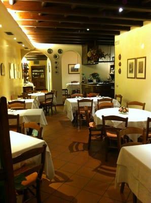Trattoria san pietro italian via san pietro 95 padova italy restaurant reviews phone - Ristorante la finestra padova ...