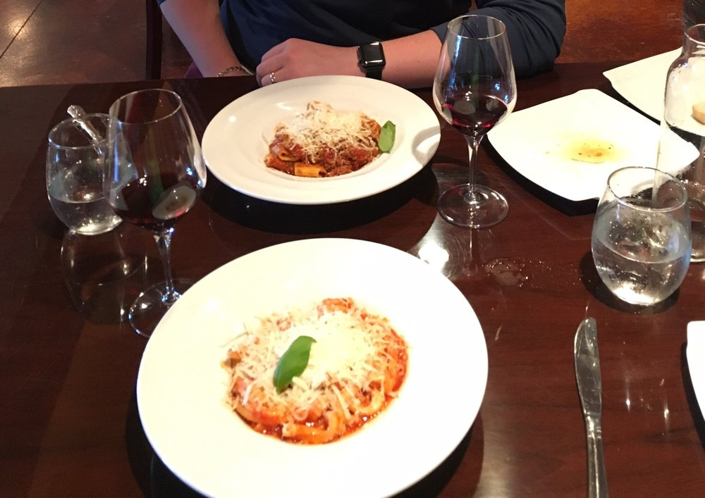Rosmarino Osteria Italiana: 714 E First St, Newberg, OR