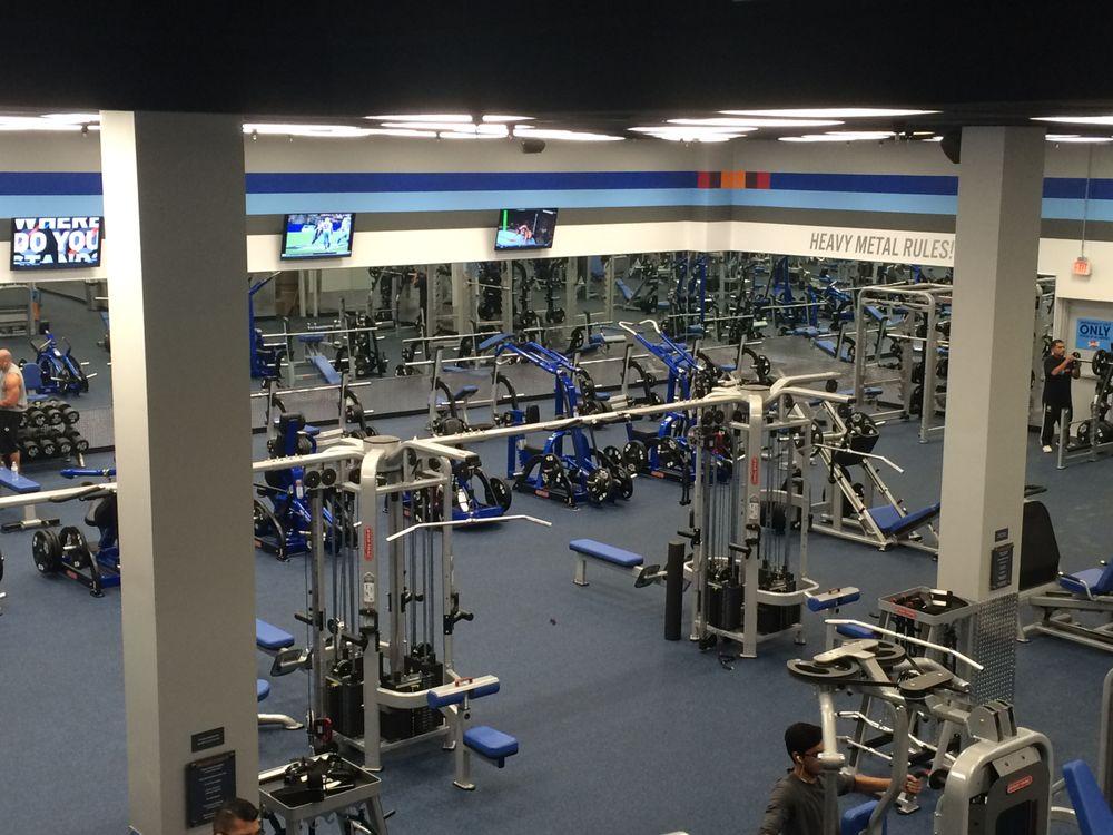 Fitness Gyms Long Beach Ca