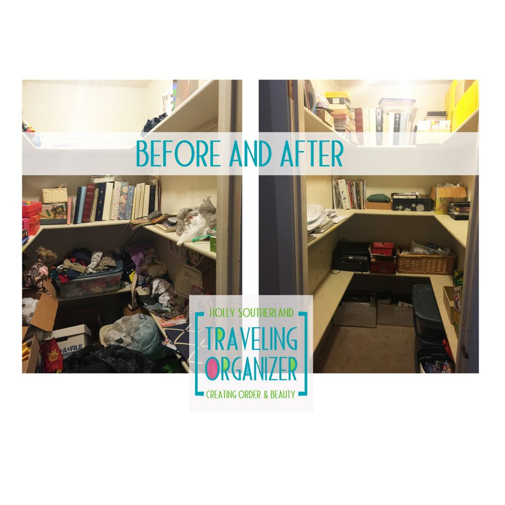 Holly Southerland Traveling Organizer: 3588 Plymouth Rd, Ann Arbor, MI