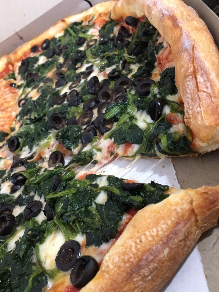 Nino's Pizzeria: 580 Medford Ave, Patchogue, NY