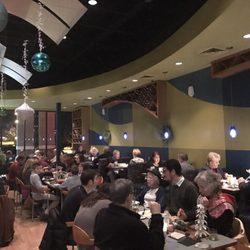 Azur Restaurant Patio