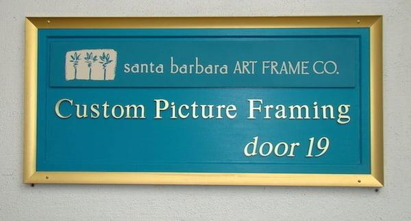 Santa Barbara Art Frame Company - Framing - 19 W Gutierrez St, Santa ...