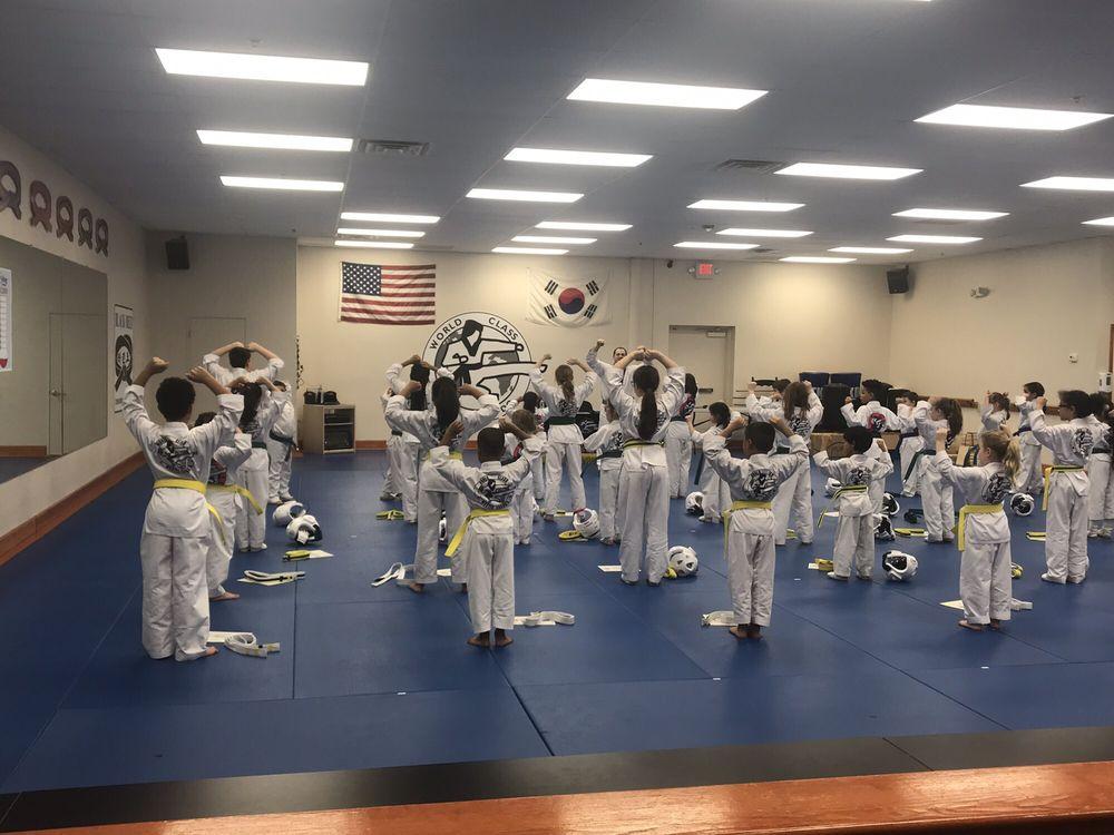 Master Chong's World Class Tae Kwon Do: 1551 Niagara Falls Blvd, Amherst, NY