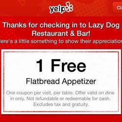 Lazy Dog Restaurant And Bar San Diego