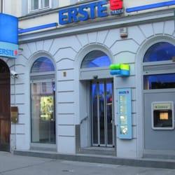 Erste Bankstandorte