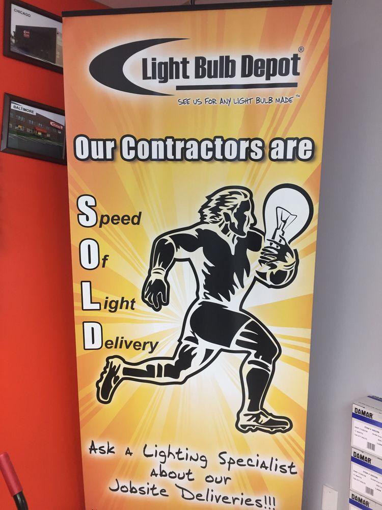 Light Bulb Depot Los Angeles - Lighting Fixtures & Equipment
