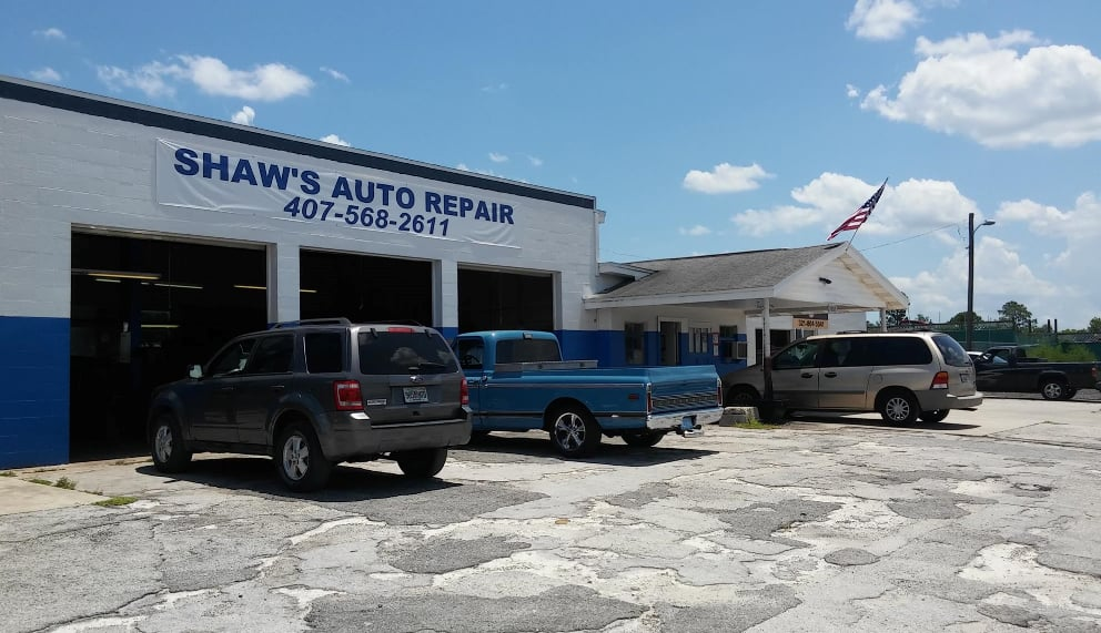 Shaw's Phase II Automotive: 18515 E Colonial Dr, Orlando, FL
