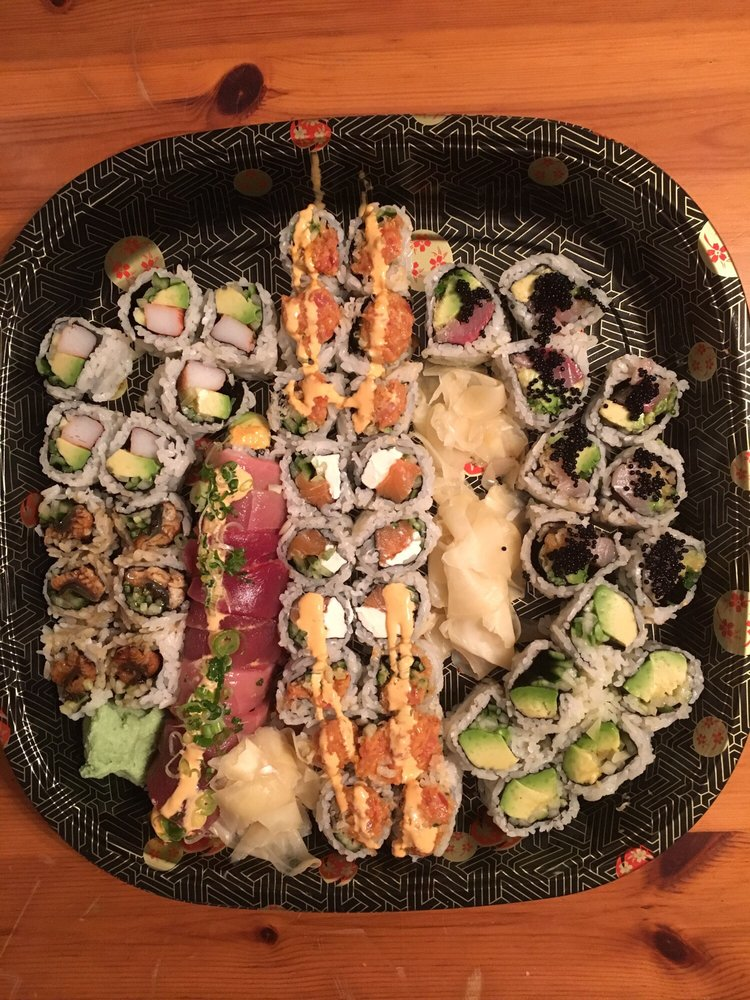 Gen Sushi: 61 Concord Ave, Belmont, MA