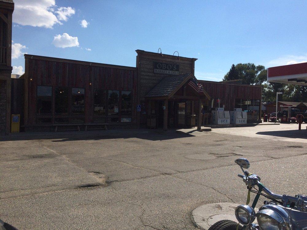 Obo's Market & Deli: 212 E Pine St, Pinedale, WY