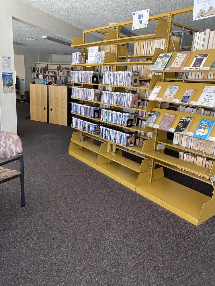 Boron Public Library: 26965 20 Mule Team Rd, Boron, CA