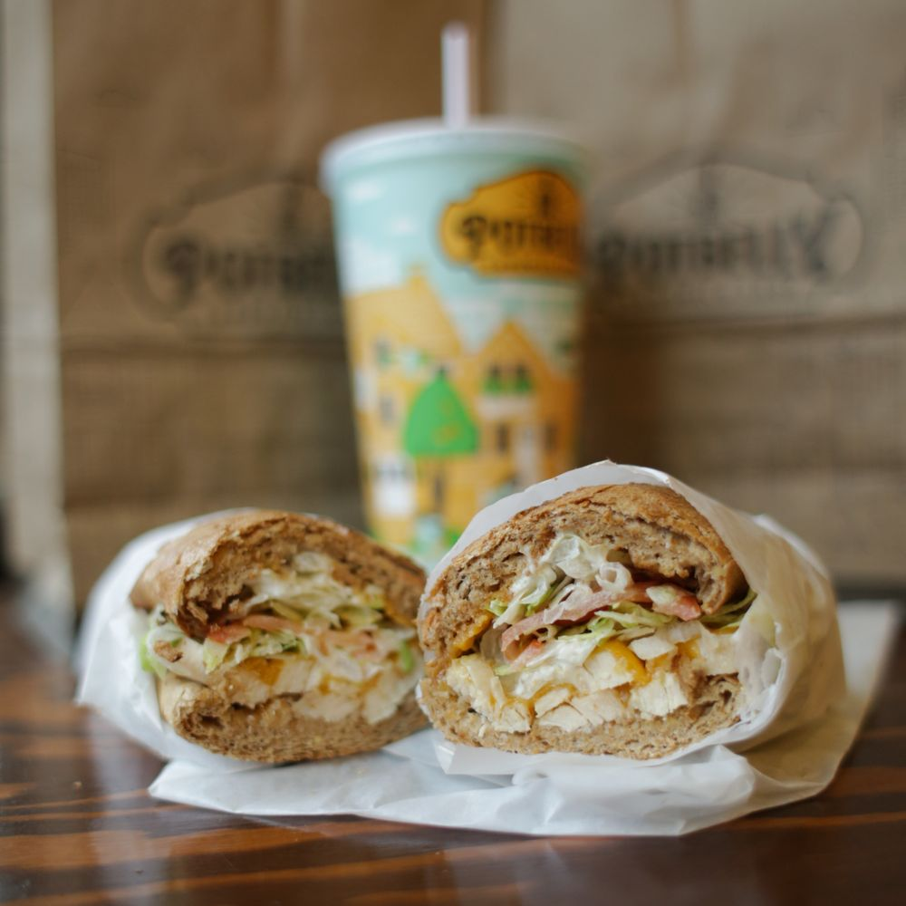 Potbelly Sandwich Shop: 501 E Green St, Champaign, IL