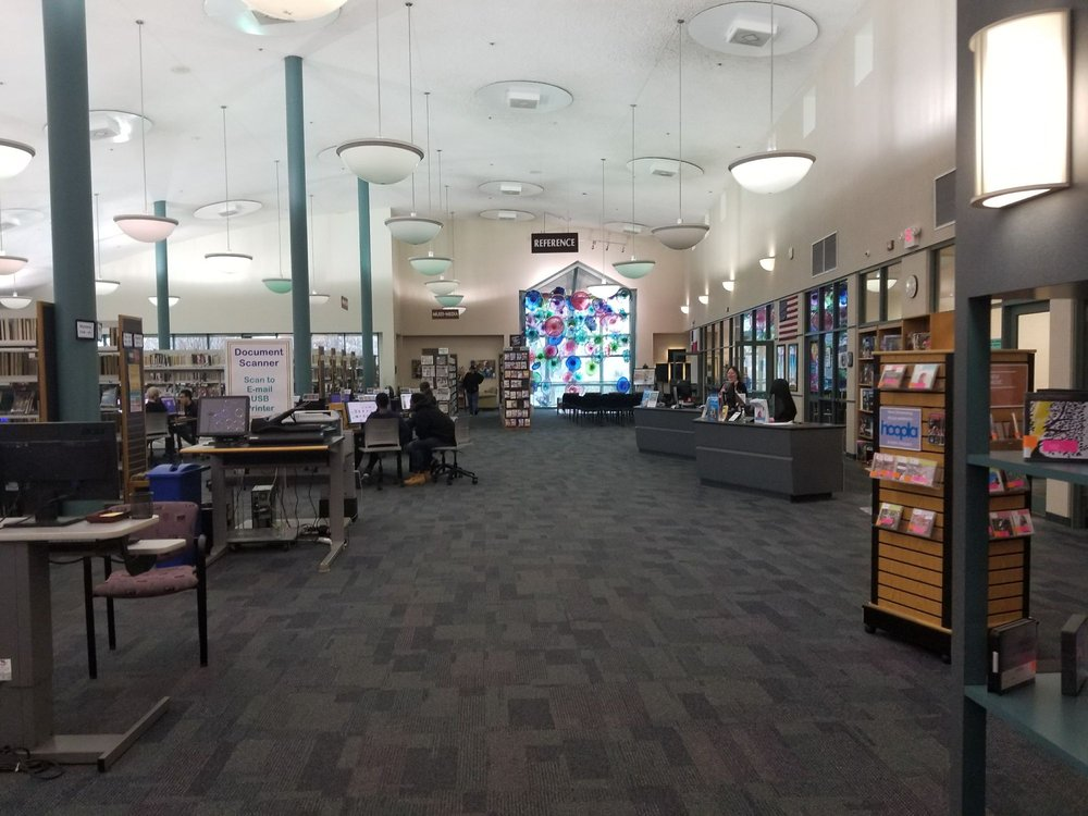 Euless Public Library