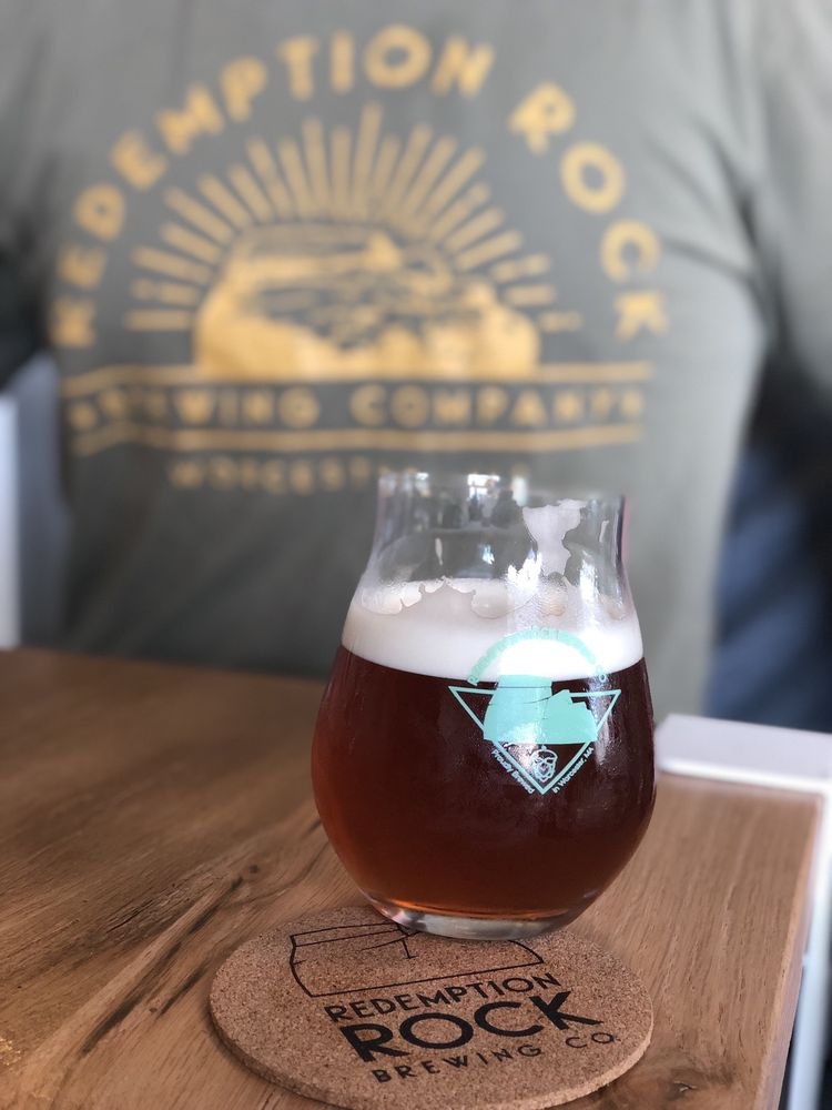 Social Spots from Redemption Rock Brewing