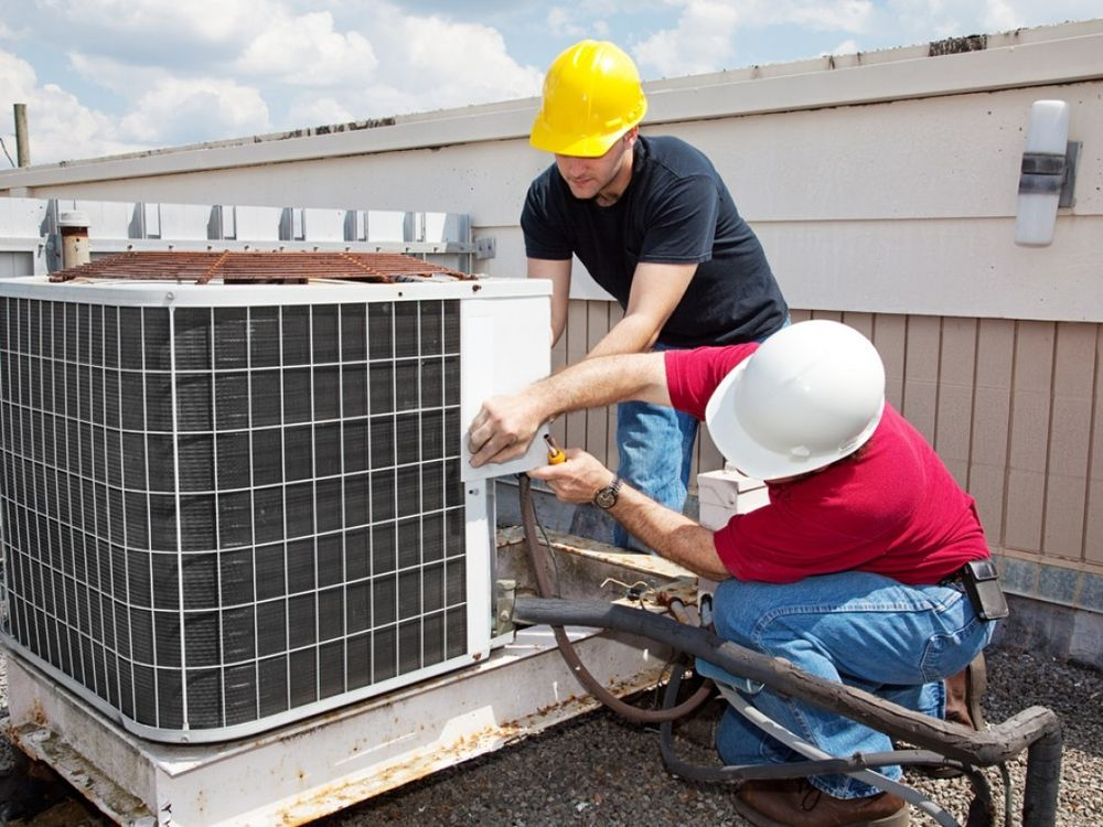 All State Heating and Air: Van Buren, AR