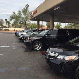 Jacksons Car Wash Scottsdale