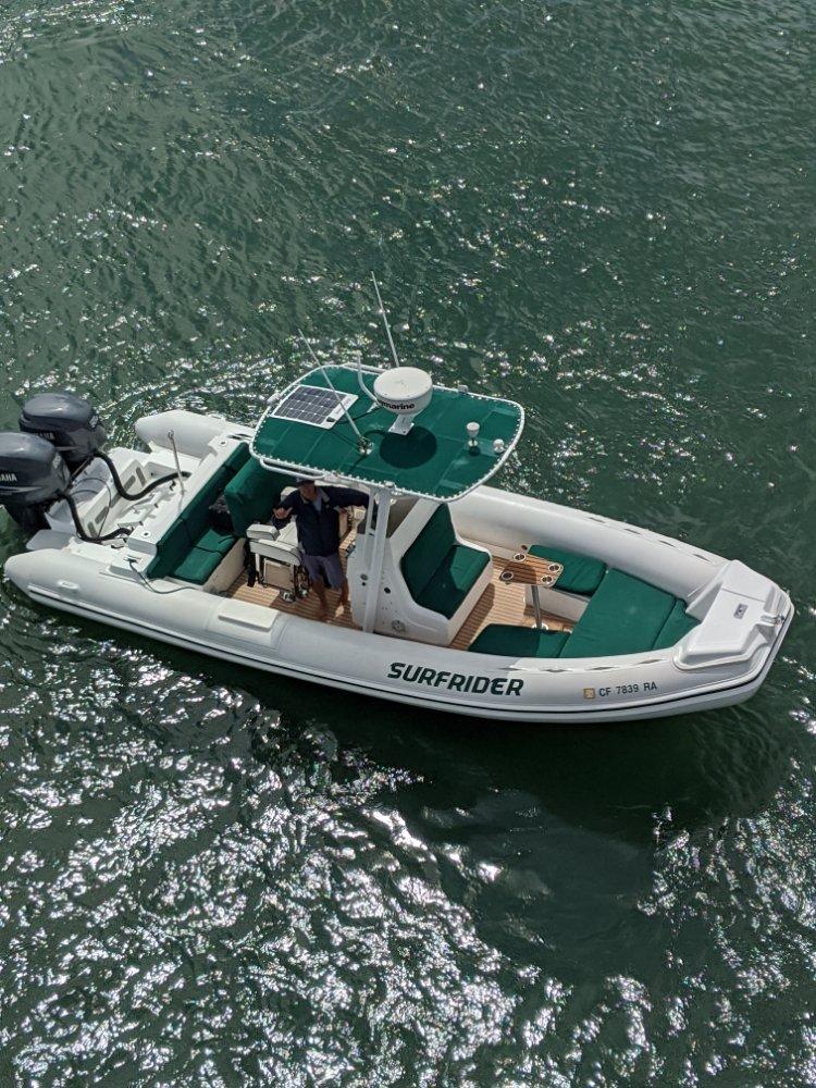 Newport Surfrider: Corona Del Mar, CA
