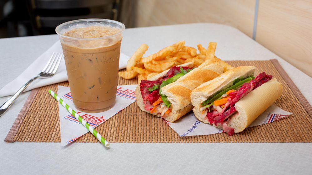 Lee's Sandwiches: 1889 University Ave, Riverside, CA