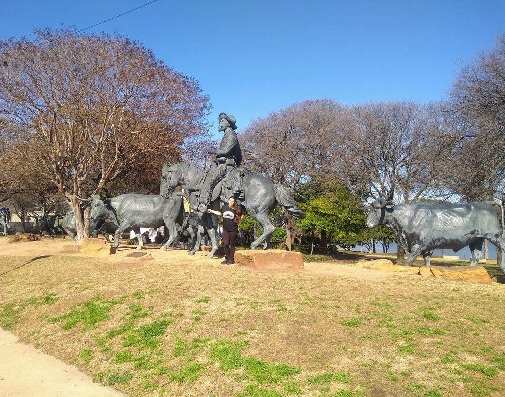 Branding the Brazos Sculpture Walk: River Walk, Waco, TX
