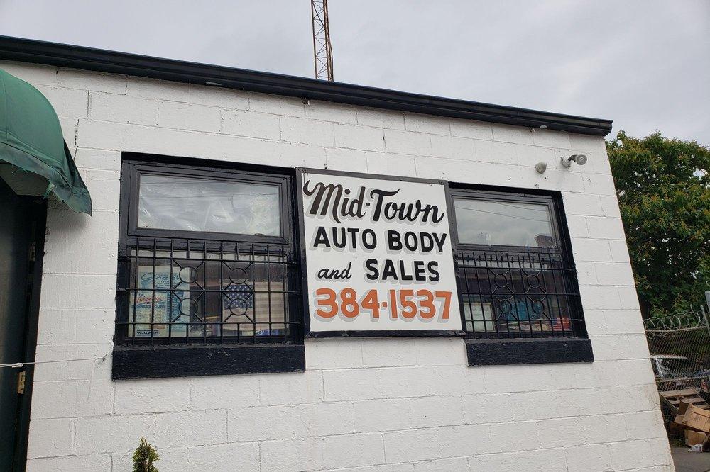 Towing business in Bridgeport, CT