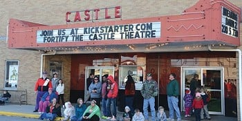 The Castle Theater: 221 S Main St, New Castle, IN