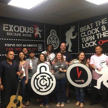 Exodus Escape Room 45 Photos Amp 157 Reviews Escape
