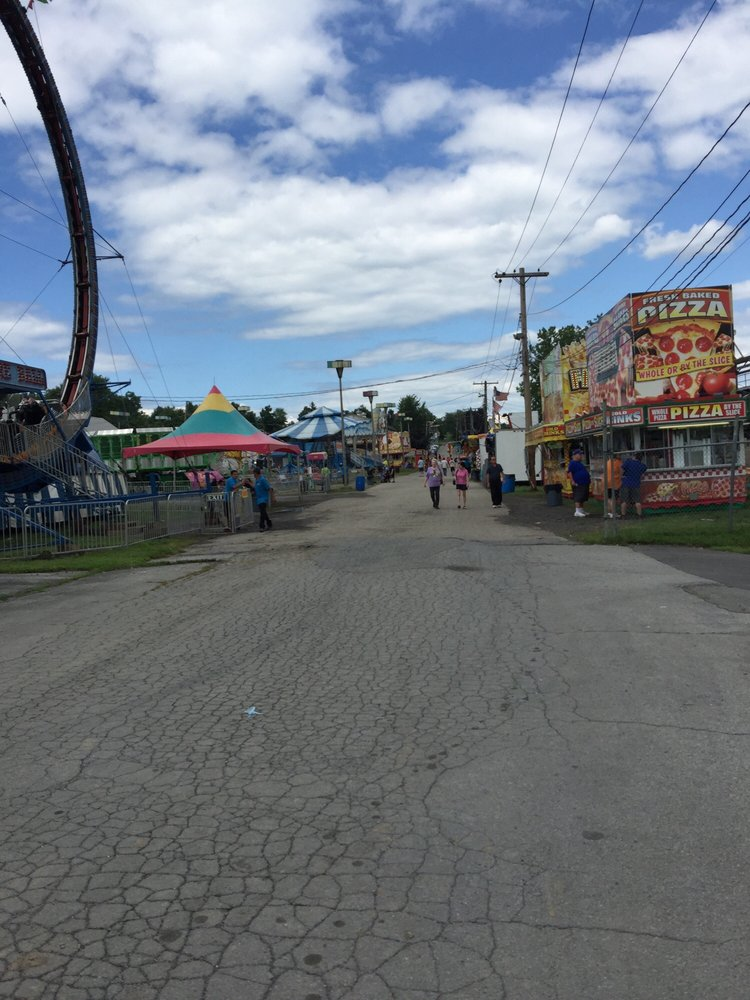 Middletown Ny: Photos For Orange County Fair Concession