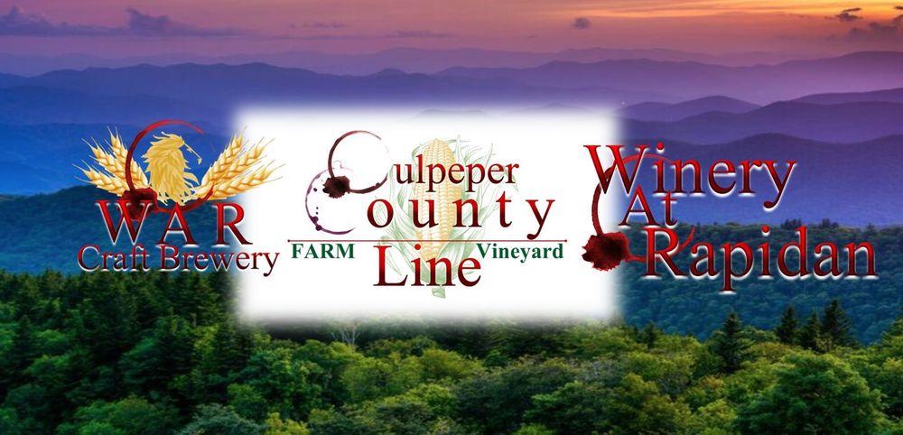 WAR Craft Brewery - The Winery at Rapidan: 7793 White Oak Rd, Rapidan, VA