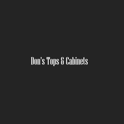 Don's Tops & Cabinets: 245 Broadway St, Quaker City, OH