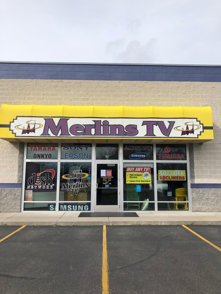Merlins TV: 150 E Quinn Rd, Pocatello, ID
